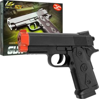 CYMA HY.207 6mm Airsoft Pistol with Laser Targeting System