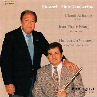 Flute and Orchestra, K. Anh. 184: Jean Pierre Rampal: MP3 Downloads