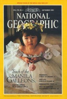 Magazine September 1990 (Track of the Manila Galleons, Vol.178