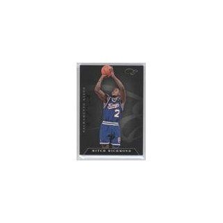 99 Sacramento Kings (Basketball Card) 2010 11 Elite Black Box #181