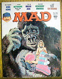 Mad Magazine #192 (Volume 1): ALFRED E. NEUMAN: Books