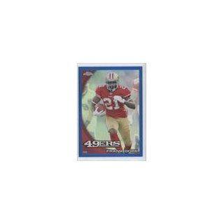 Frank Gore #29/199 San Francisco 49ers (Football Card) 2010 Topps