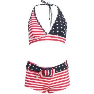 american flag bathing suit Clothing & Accessories