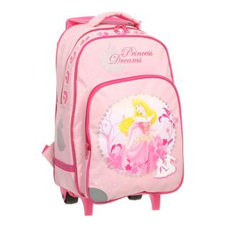 PRINCESS Sac à Dos Trolley Rose   Achat / Vente CARTABLE PRINCESS Sac