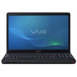 Sony VAIO VPC EB33FM/BJ 2.4GHz 320GB 15.5 inch Laptop (Refurbished