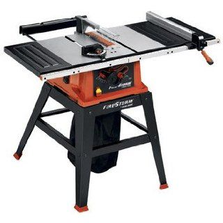 Black & Decker FS210LS 10 in Firestorm Table Saw with Stand