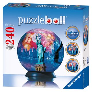 Ravensburger 240 piece New York City Puzzle Ball