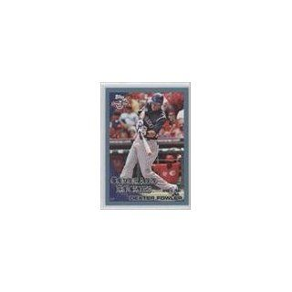 Dexter Fowler #208/2,010 Colorado Rockies BB (Baseball