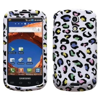 Samsung EPIC 4G Colorful Leopard Protector Case