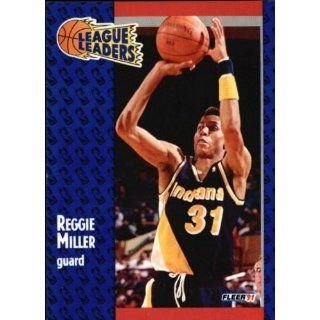 1991 Fleer Reggie Miller # 226 Collectibles