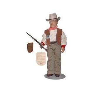 John Wayne Doll, The Cowboy by Effanbee Everything Else