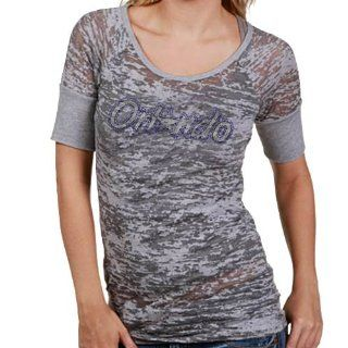 NBA Touch by Alyssa Milano Orlando Magic Ladies Gray Sheer
