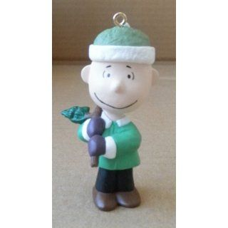 Hallmark Peanuts Linus Christmas Tree Ornament   Leaf has