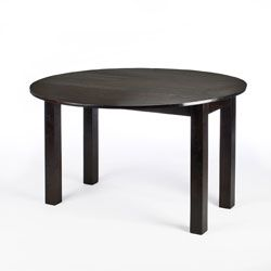 Drop Leaf Round Dining Table (India)