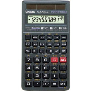 Casio FX 260 Solar Scientific Calculator Electronics