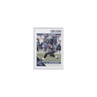 Thomas Seattle Seahawks (Football Card) 2011 Score #257 Collectibles