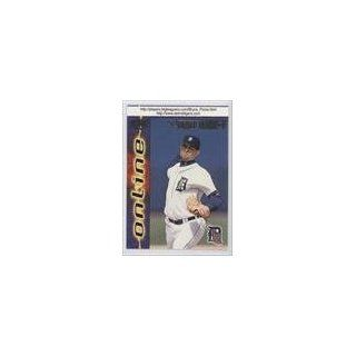 Detroit Tigers (Baseball Card) 1998 Pacific Online #272 Collectibles