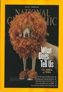 NATIONAL GEOGRAPHIC MAGAZINE FEBRUARY 2012 CHRIS JOHNS
