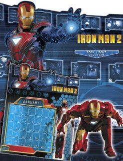 2011 Iron Man 2 Wall Calendar Explore similar items