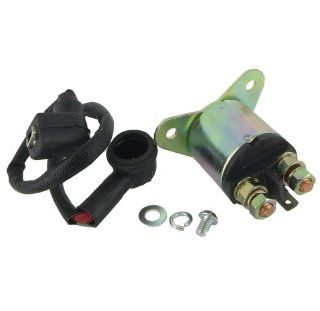 12 Volt Starter Solenoid for Honda Small Engines GXV270 GXV340 GXV390