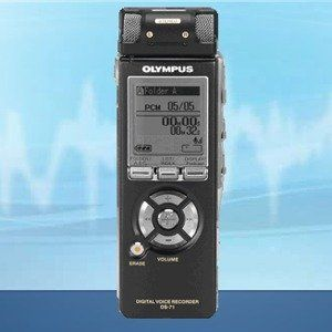 Olympus DS71 Digital Voice Recorder 4GB (DS 71