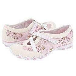 Skechers Dreamy Off White and Pink Floral