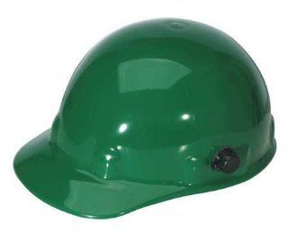 FIBRE METAL SE274A000 Hard Hat, Front Brim, G, Ratchet, Green