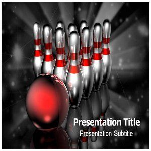 Bowling Powerpoint Templates   Powerpoint Presentation On