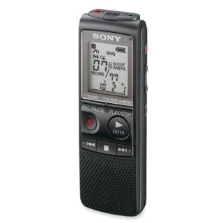 Sony ICD PX820 Digital Voice Recorder