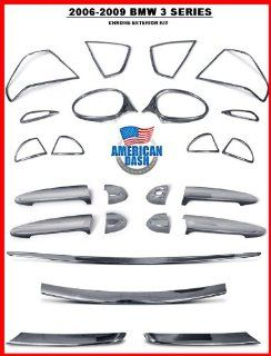 BMW 3 SERIES 325 328 330 335 E90 EXTERIOR ACCESSORY ABS MOLDING CHROME