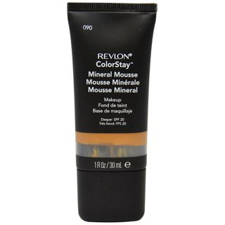 Revlon ColorStay Deeper Mineral Mousse Foundation