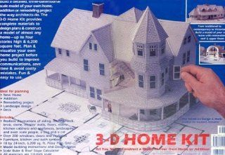 Home Kit All You Need to Construct a Model of Your Own Home or