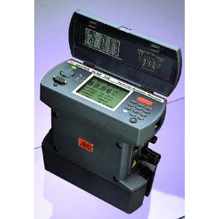 Megger DLRO10X Digital Microhmmeter with Data Storage and Downloading
