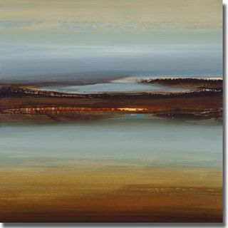 Lisa Ridgers Zen Land Canvas Art