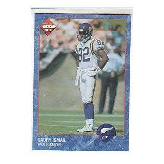 1993 Collectors Edge #309 Qadry Ismail Collectibles