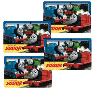 Thomas the Tank Engine Placemats (Set of 4)