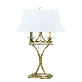 Candice Olson 7913 TL Aristocrat 2 Light 60W Candle Base Online Switch