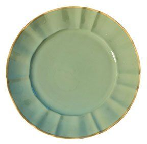 Anna Weatherley Mint Green 5 Piece Place Setting Kitchen