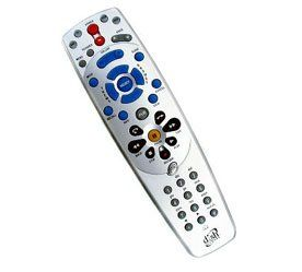 Dish Network / Bell Express Uhf 6000 Remote Control