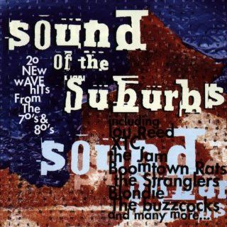 Sound of the Suburbs Various Artists Music