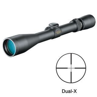 Weaver Classic V 3 9x38mm Dual X Reticle Rifle Scope