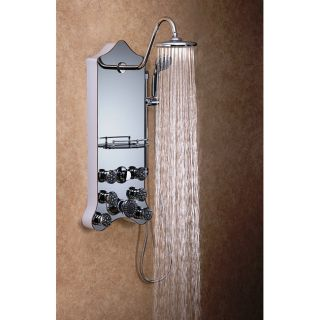 Jet Pro Royal Shower Spa with 8 Jets and 2 Shower Heads