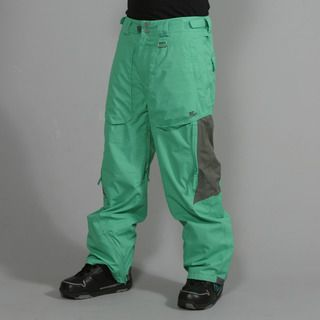 Rip Curl Mens Reprise Ming Green Ski Pants