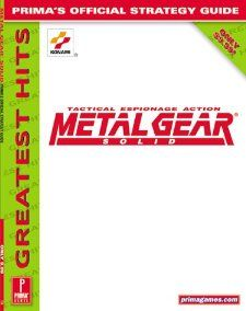 Metal Gear Solid Primas Official Strategy Guide Elizabeth Hollinger