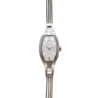 Hamilton Womens Lady Hamilton Stainless Steel Quartz Diamond Watch