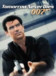 Tomorrow Never Dies: Pierce Brosnan (James Bond), Jonathan