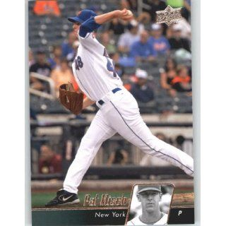 2010 Upper Deck #338 Pat Misch   New York Mets (Baseball