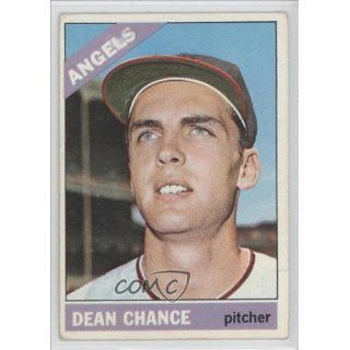 Chance California Angels (Baseball Card) 1966 Topps #340 Collectibles