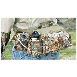 Deluxe Realtree Fanny Pack Sports & Outdoors