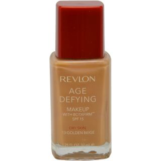 Revlon Age Defying 13 Golden Beige SPF 15 Makeup